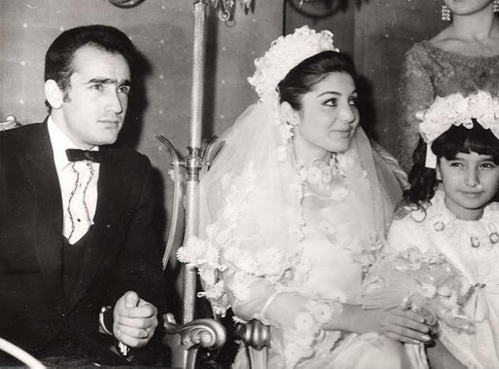بیوگرافی گوگوش و همسرش