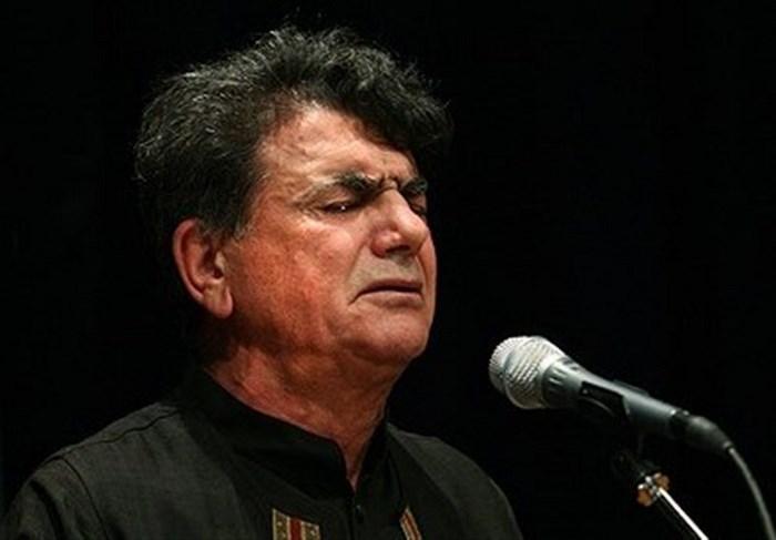 آهنگ های محمدرضا شجریان