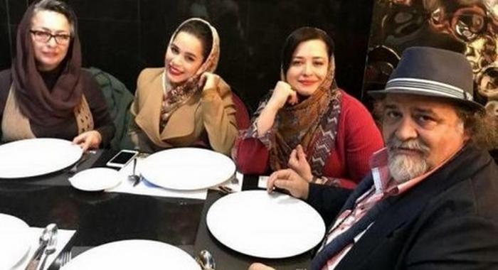 همسر محمد رضا شریفی نیا