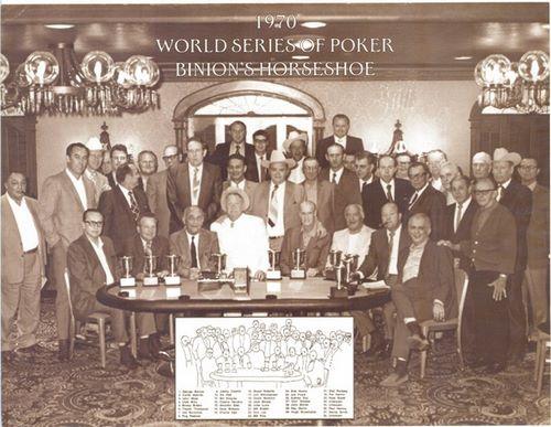 مسابقات WSOP چیست